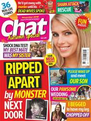 Chat Specials issue Autumn Special
