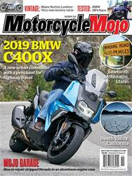 Motorcycle Mojo issue Nov-18
