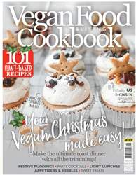Vegan Cookbook Christmas issue Vegan Cookbook Christmas