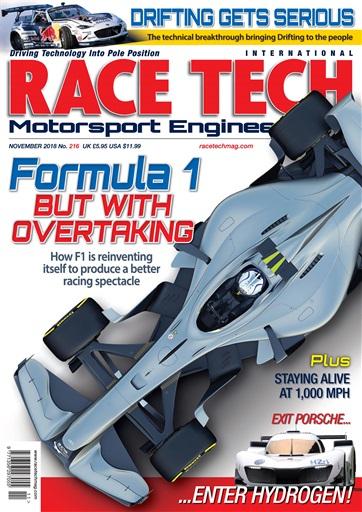 Race Tech Preview