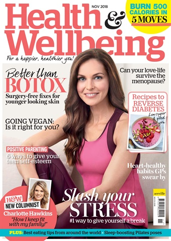 Health & Wellbeing issue Nov-18