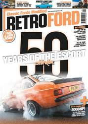 Retro Ford issue November 2018