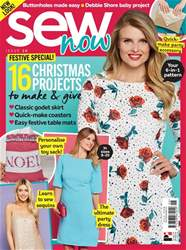 Sew Now issue Issue 26