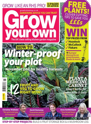 Grow Your Own issue Nov-18