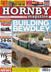 Hornby Magazine issue   November 2018