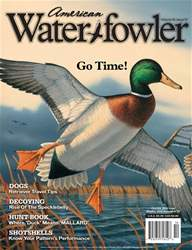 American Waterfowler issue Volume IX, Issue IV – October 2018