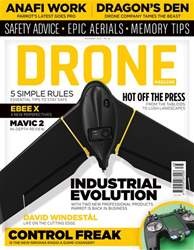 Drone Magazine issue Drone Magazine Issue 38