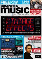 Computer Music issue November 2018