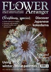 The Flower Arranger issue Winter 18