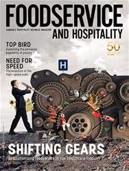 Foodservice and Hospitality issue Foodservice and Hospitality