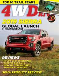Four Wheel Drive issue Nov/Dec 2018