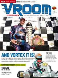 Vroom International issue n. 208 October 2018