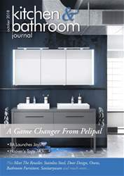 Kitchen & Bathroom Journal Magazine Cover
