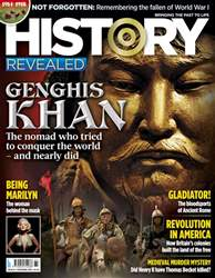 History Revealed issue November 2018