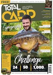 Total Carp issue November 2018