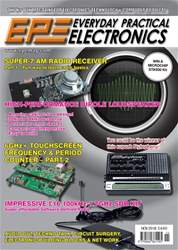 Everyday Practical Electronics issue Nov-18