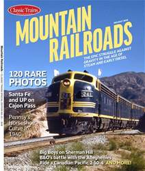 Mountain Railroads issue Mountain Railroads