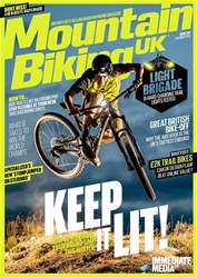 Mountain Biking UK issue October 2018
