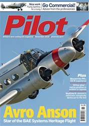 Pilot issue NOV 18