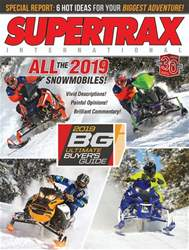 SuperTrax issue Volume 30 Issue 1