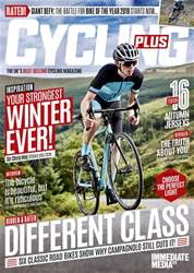 Cycling Plus issue November 2018