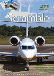 Scramble Magazine issue 473 - October 2018