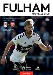 Fulham FC issue Fulham Vs Arsenal 2018/19