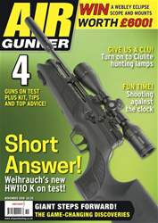 Airgunner issue NOV 18