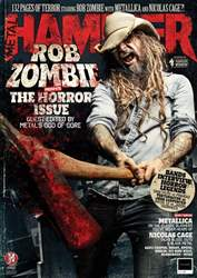 Metal Hammer issue November 2018
