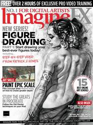 ImagineFX issue December 2018