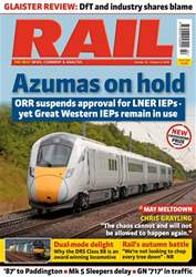 Rail issue Issue 863