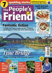 The People's Friend issue 13/10/2018
