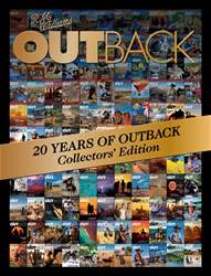 OUTBACK Magazine issue 20 Years of OUTBACK: Collectors' Edition