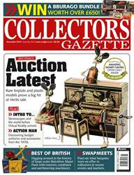 Collectors Gazette issue November 2018