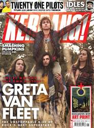 Kerrang issue 13/10/2018