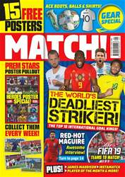 Match issue 09/10/2018
