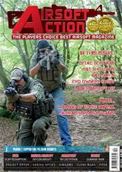 Airsoft Action issue December 2018