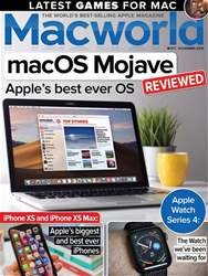 Macworld UK issue Nov-18