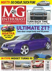 MG Enthusiast issue November 2018