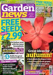 Garden News issue 13th October 2018