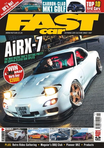 Fast Car issue November 2018
