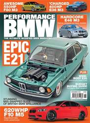 Performance BMW issue November 2018