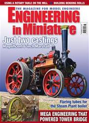 Engineering in Miniature issue November 2018