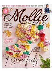 Mollie Makes issue Issue 98