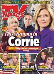TV Times issue 13th October 2018