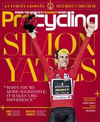 Procycling Magazine Cover