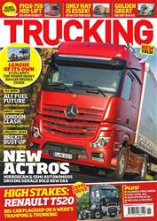 Trucking Magazine issue November 2018