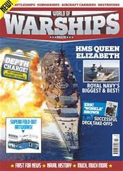 World of Warships issue November 2018