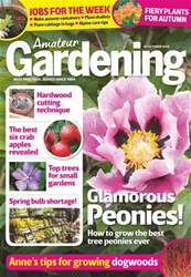 Amateur Gardening issue 13th October 2018