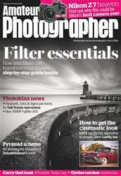 Amateur Photographer issue 13th October 2018